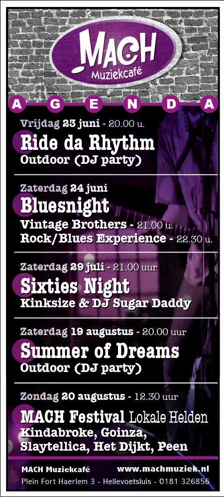 Bluesnight MACH 2017