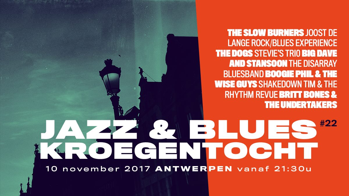Jazz blues Antwerpen