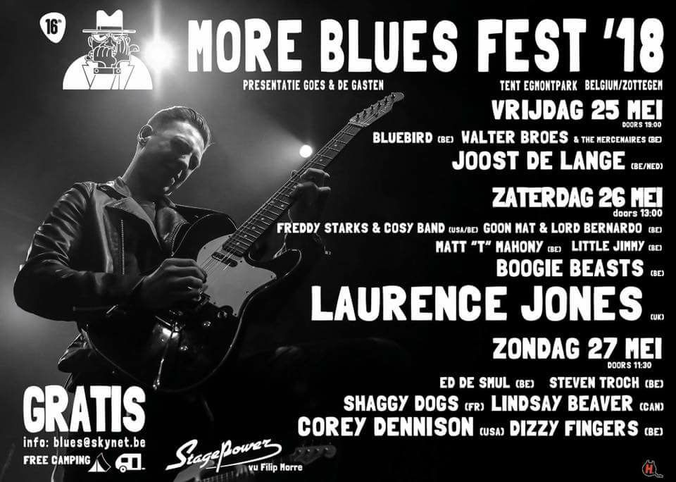 More Blues 2018